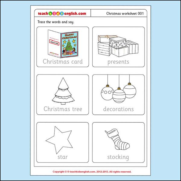 Christmas Worksheets For Adults Pdf - free pdf printable christmas ...